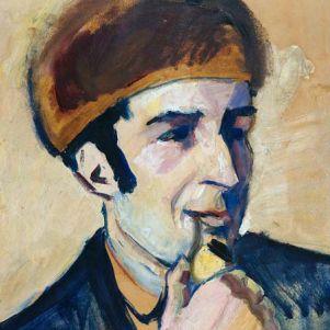 Franz Marc Bilder Gemälde Und Biografie Bei Kunstkopiede