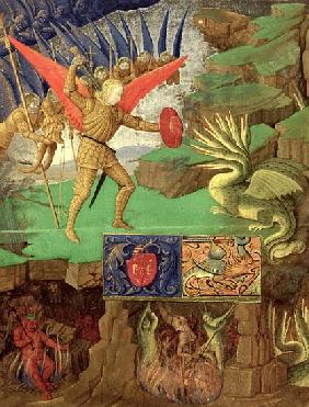St. Michael Slaying the Dragon