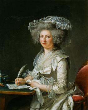 Portrait of a Woman c.1787