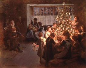 The Christmas Tree 1911