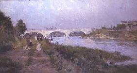 The Bridge over the Marne at Charenton