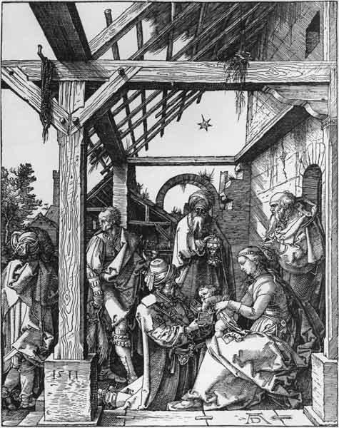 Adoration of the Kings 1511