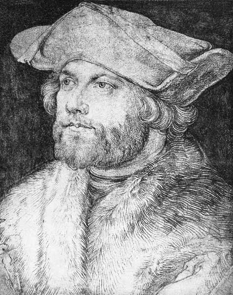Damiao de Goes / Draw.by Dürer