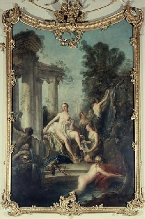 Diana and her Nymphs Bathing
