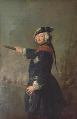 King Frederick II the Great of Prussia (1712-86) 1746 1663