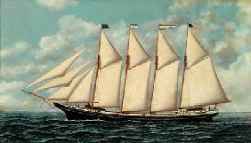 The Schooner Dorothy Belle 1907