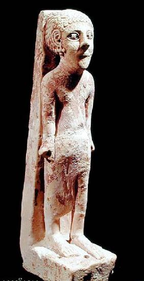 Statuette with Egyptian influence, from Amman 900-500 BC