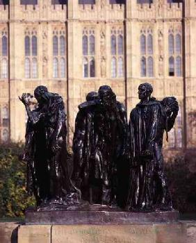 The Burghers of Calais  (photo)