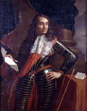 Portrait of Count Alfonso di Novellara 1666