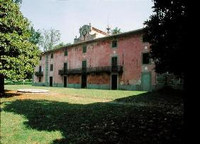 Villa Demidoff, begun 1568 (photograph) 1601