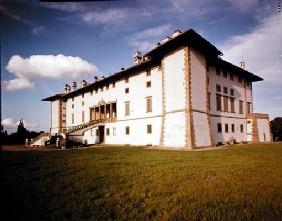 Villa Medicea di Artimino, 1594 (photo) 1601