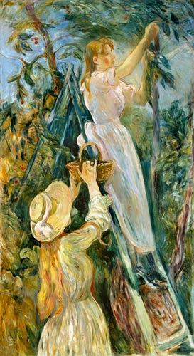 The Cherry Picker 1891