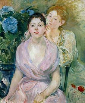 The Hortensia, or The Two Sisters 1894
