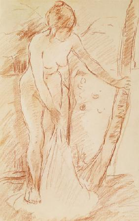 Standing Bather 1888