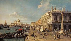 The Molo and the Zecca, Venice