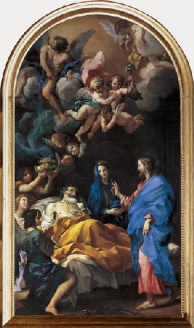 The Death of St. Joseph 1676