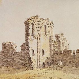 Monastery Ruins (Gothic Church Ruin) c.1806  an