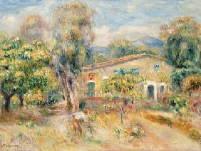Collettes Farmhouse, Cagnes