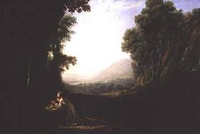 Landscape with the Repentant Magdalene