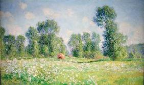 Effect of Spring, Giverny 1890
