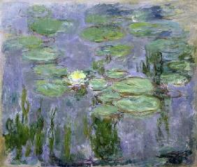 Waterlilies 1915