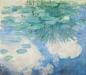 Waterlilies 1914-17
