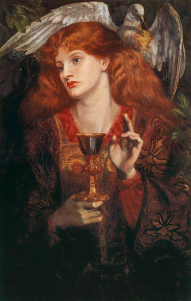 Damsel of Sanct Grail 1874