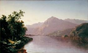 Lake Placid, Adirondacks 1866