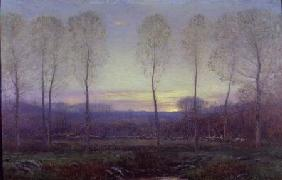 October Twilight 1915