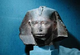 Head of King Djedefre, from Abu Roash, Old Kingdom c.2565-255