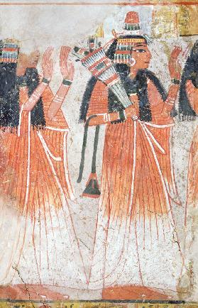 Procession of Women, New Kingdom