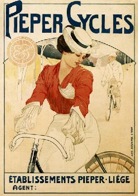 Pieper Cycles 1900