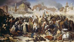 Taking of Jerusalem by the Crusaders, 15th July 1099 1847
