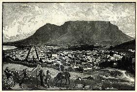 Cape Town, from ''The Life and Times of Queen Victoria'' Robert Wilson