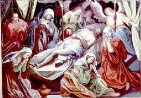 Entombment of Christ, Villabranca