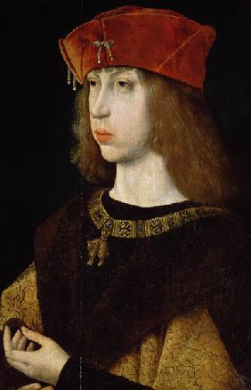Portrait of Philip the Handsome (1478-1506)