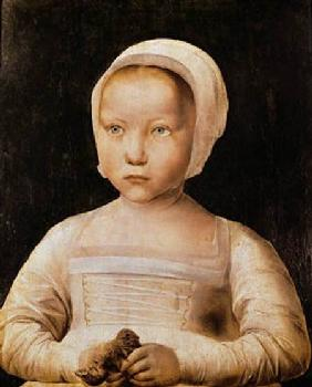 Young Girl with a Dead Bird c.1500-25