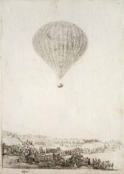 The Montgolfier Brothers c.1800-08