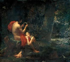 Daphnis and Chloe 1824-25