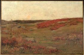 Sunrise, Autumn c.1885