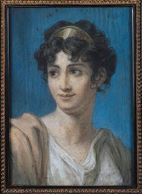 Portrait of Mademoiselle Georges (1787-1867)