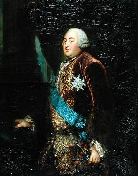 Portrait presumed to be Louis-Philippe d'Orleans (1725-85)
