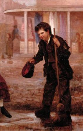 Little Street Sweeper 1865