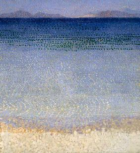 The Iles d'Or (The Iles d'Hyeres, Var) c.1891-92