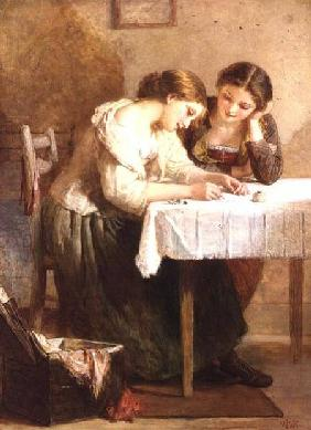 The Love Letter 1871