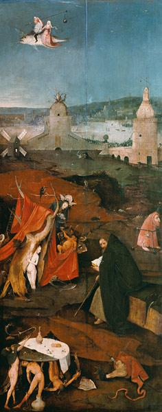 Temptation of St. Anthony 1500