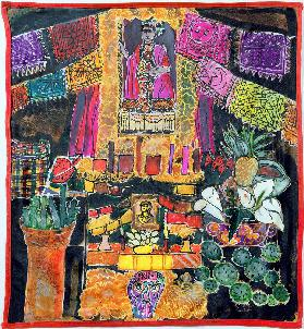 Frida Kahlo (1910-54) Shrine 2005