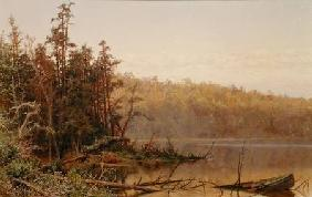 Evening on the Severn 1874