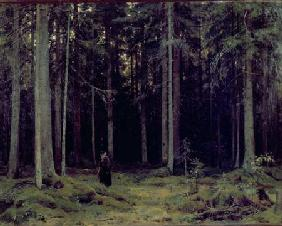 Countess Mordvinov's Forest 1891