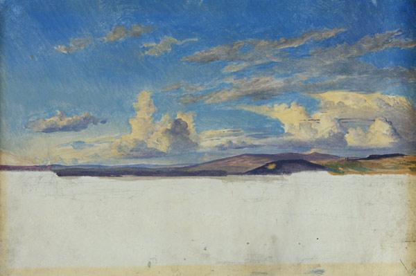 Cloud Study c.1830  on